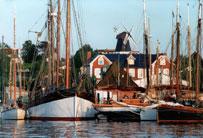 Hafen Laboe, Hochseeangeln und Angelferien.