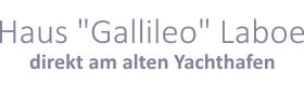 Ferienwohnungen Haus Gallileo Laboe